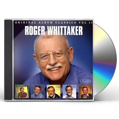Roger Whittaker ORIGINAL ALBUM CLASSICS VOL 2 CD