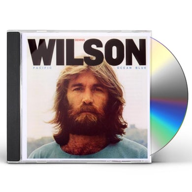 Dennis Wilson PACIFIC OCEAN BLUE & BAMBU CD