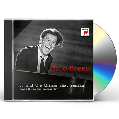 Ezio Bosso & THE THINGS THAT REMAIN CD