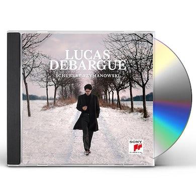 Lucas Debargue SCHUBERT SZYMANOWSKI CD