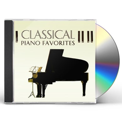 Piano Magic CLASSICAL PIANO FAVORITES CD