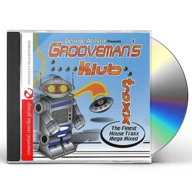 GROOVEMAN KLUB TRAXX CD