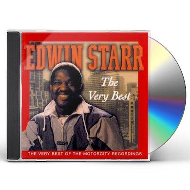 Edwin Starr VERY BEST CD