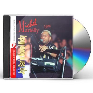 Michel Martelly JOJO BAN'M NOUVEL MICKY CD