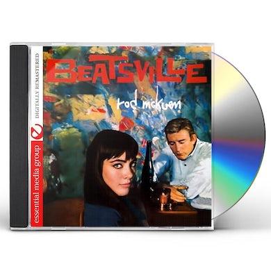 Rod McKuen BEATSVILLE CD