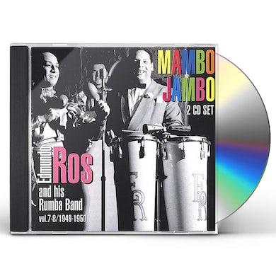 Edmundo Ros MAMBO JAMBO 1949-1950 CD