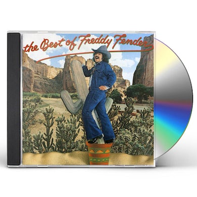 Freddy Fender BEST OF CD