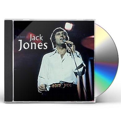 Jack Jones BEST OF CD