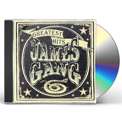 James Gang GREATEST HITS CD