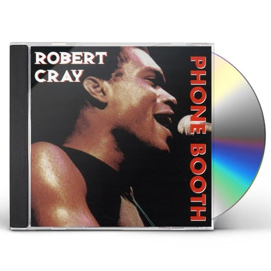 Robert Cray HERITAGE OF THE BLUES: PHONE BOOTH CD