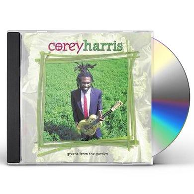 Corey Harris GREENS FROM THE GARDEN CD
