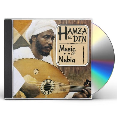 Hamza El Din MUSIC OF NUBIA CD