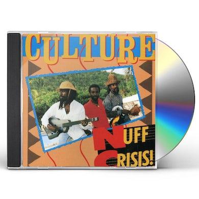 Culture NUFF CRISIS CD