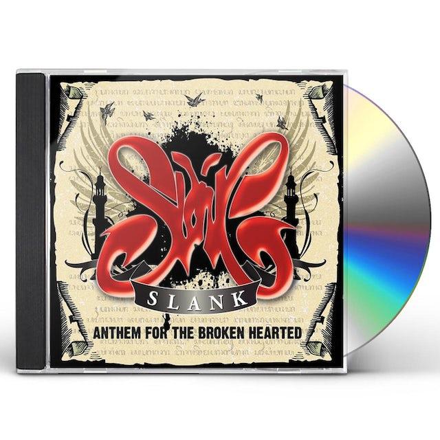Slank ANTHEM FOR THE BROKEN HEARTED CD
