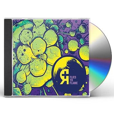 ROSETTA FLIES TO FLAME CD