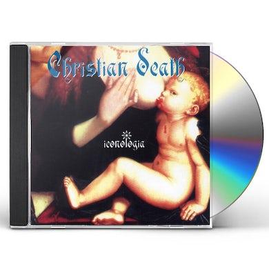 Christian Death ICONOLOGIA CD