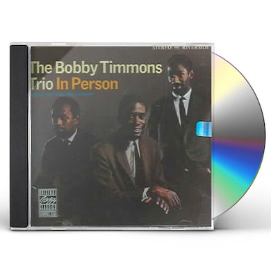 Bobby Timmons IN PERSON CD