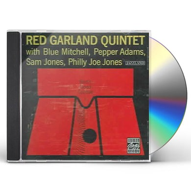Red Garland RED'S GOOD GROOVE CD