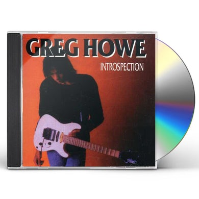 Greg Howe INTROSPECTION CD
