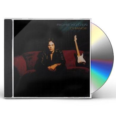 Richie Kotzen CHANGE CD