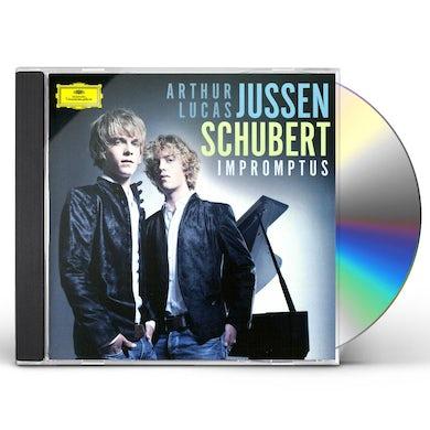 Schubert IMPROMPTUS & FANTASIE CD