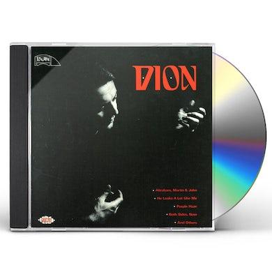 Dion ABRAHAM MARTIN & JOHN CD