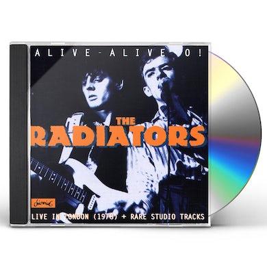 Radiators ALIVE ALIVE O CD