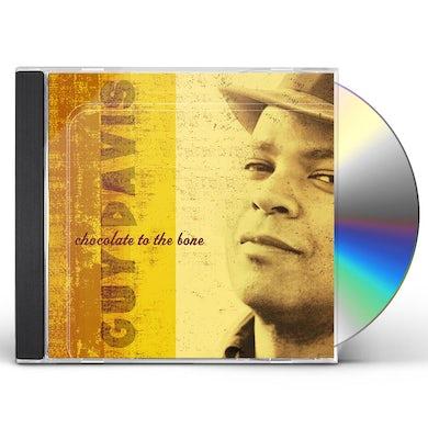 Guy Davis CHOCOLATE TO THE BONE CD