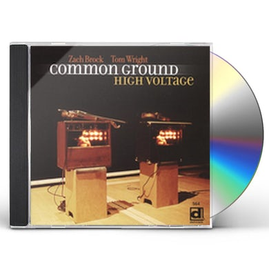 Common Ground HIGH VOLTAGE CD