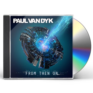 Paul Van Dyk FROM THEN ON CD