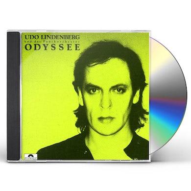 Udo Lindenberg ODYSSEY CD