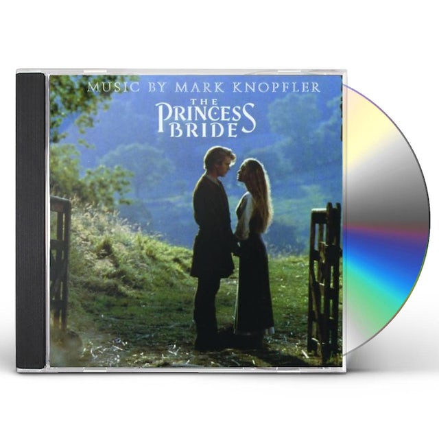 Mark Knopfler PRINCESS BRIDE CD
