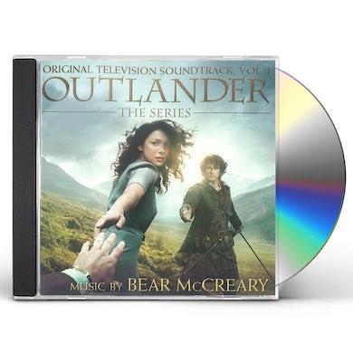 Bear McCreary OUTLANDER / Original Soundtrack (VOL 1) CD