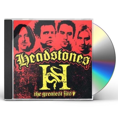 Headstones GREATEST HITS CD