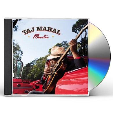 Taj Mahal MAESTRO CD