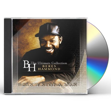 Beres Hammond CAN'T STOP A MAN: BEST OF CD