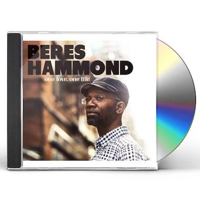 Beres Hammond ONE LOVE ONE LIFE CD