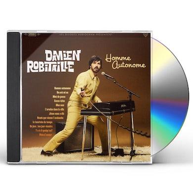 Damien Robitaille HOMME AUTONOME CD