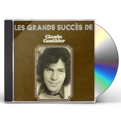 Claude Gauthier GRANDS SUCCES CD