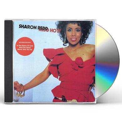 Sharon Redd REDD HOT CD