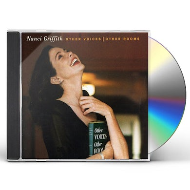 Nanci Griffith OTHER VOICES OTHER ROOMS CD