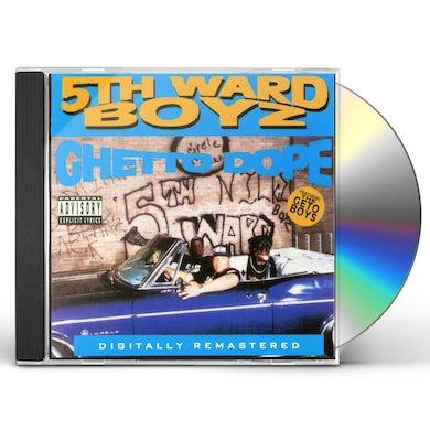 5th Ward Boyz GHETTO DOPE CD