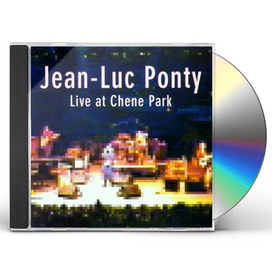 Jean-Luc Ponty LIVE AT CHENE PARK CD