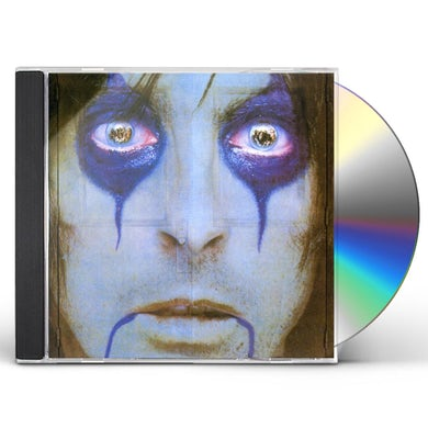 Alice Cooper FROM THE INSIDE CD