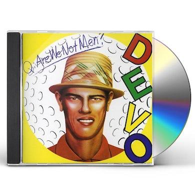 Devo Q: ARE WE NOT MEN CD