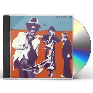Joni Mitchell DON JUAN'S RECKLESS DAUGHTER CD