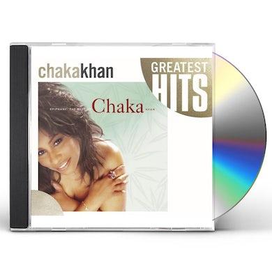 Chaka Khan GREATEST HITS CD