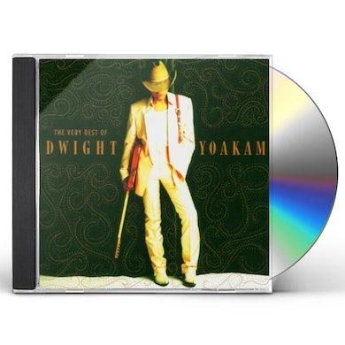 VERY BEST OF DWIGHT YOAKAM CD