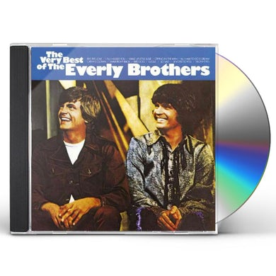 The Everly Brothers VERY BEST CD