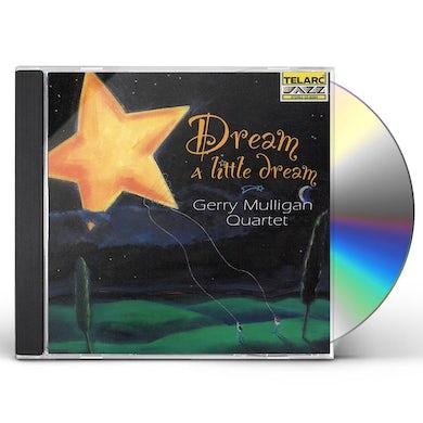 Gerry Mulligan DREAM A LITTLE DREAM CD